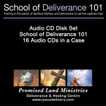School of Deliverance 101-The Complete Set of Teachings on Audio CD (16 CD's)