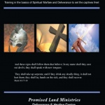 School of Deliverance 101 Manual-Covers all of the Teachings