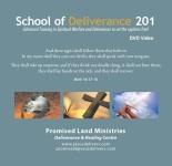 School of Deliverance 201-Pastor Jozef Jasinski-Complete Set of Teachings on DVD Video (16 DVD's)