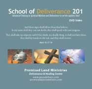 School of Deliverance 201-Pastor Jozef Jasinski-Complete Set of Teachings on DVD Video (16 DVD's)