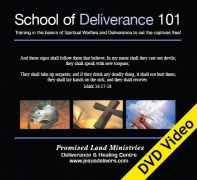 School of Deliverance 101-(10) How to Do Deliverance-Part 2-Pastor Jozef Jasinski (DVD)